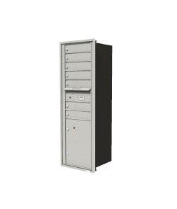 "7-tenant doors 1-18""H parcel locker"