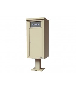 Trash / Recycling Bin with (1) collection area